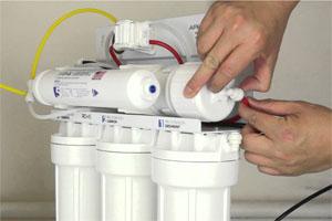 خدمات تصفیه آب خانگی و آبسردکن
