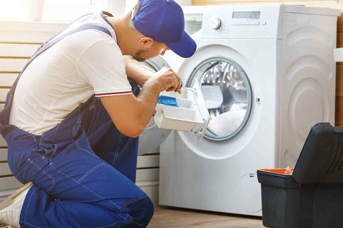 خدمات ماشین لباسشویی و ظرفشویی